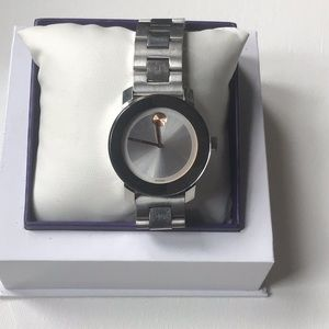 Movado watch - timeless!